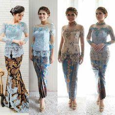 Kebaya Lace, Kebaya Hijab, Batik Kebaya, Kebaya Muslim, Kebaya Brokat, Model Dress Kebaya, Kebaya Modern Dress, Batik Fashion, Hijab Fashion