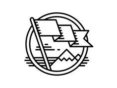 Adventure Love Couple Date Nights Typo Logo, Logo Branding, Branding Design, Typography, Logo Design Inspiration, Icon Design, Mountain Logos, Art Logo, Graphic Illustration