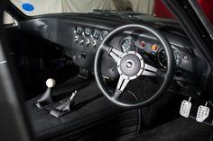 1967 TVR Tuscan V8