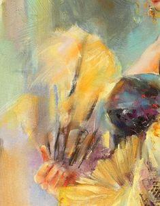 Yellow Rose by Anna Razumovskaya ✿⊱╮