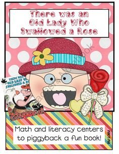 There Was An Old Lady Who Swallowed Rose product from Lorys-Page on TeachersNotebook.com