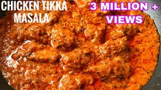 Easy Chicken Tikka Masala, Tikka Recipe, Easy Chicken Dinner Recipes, Chicken Recepies, Middle East Food, Bengali Food, Masala Recipe, Curry Recipes, Meat Recipes