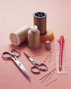 With a few sewing supplies and basic stitches, you can repair holes, seams, and hems on your garments, and extend the life of your clothes.
