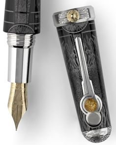 The Alchemist Pen - so if I get this it turns dollars into pen? ~mgh