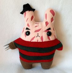 Horror-Inspired Toys #halloween #plushtoys