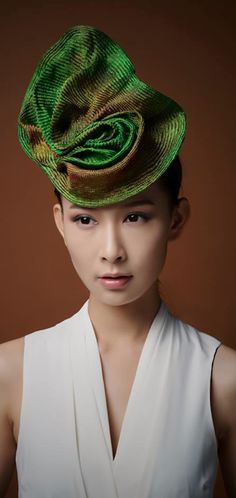 Karen Morris Milliner - Fall/Winter Collection 2013.