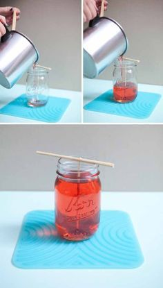 Cool Crafts You Can Make for Less than 5 Dollars | Cheap DIY Projects Ideas for Teens, Tweens, Kids and Adults | DIY mason jar candles | http://diyprojectsforteens.com/cheap-diy-ideas-for-teens/