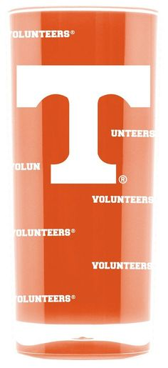 Tennessee Volunteers Tumbler - Square Insulated (16oz)