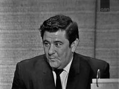 What's My Line? - Buddy Hackett; Carol Channing [panel] (Nov 29, 1964)