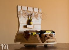 Mideco added a new photo. Wine Rack, Cabinet, Storage, Diy, Furniture, Blog, Home Decor, Rustic Furniture, Window Boxes