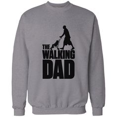 The walking dad!  #zizimut #funnytshirts #tshirts #hoodies #sweatshirt #giftshops #personalizedgifts #personalizadas #porto #tshirtshop #dad #fathersday #father #pai #diadopai #gift #presente #thewalkingdead #tv
