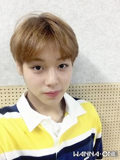 Jihoon Selfie Time