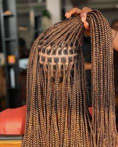 Box Braids Hairstyles For Black Women, Braids Hairstyles Pictures, Twist Braid Hairstyles, Black Girl Braids, African Braids Hairstyles, Baddie Hairstyles, Braids For Black Hair, Girls Braids, Girl Hairstyles