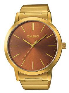 Casio Armbanduhr  LTP-E118G-5AEF versandkostenfrei, 100 Tage Rückgabe, Tiefpreisgarantie, nur 89,90 EUR bei Uhren4You.de bestellen