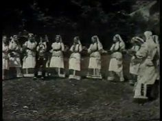 Macedonian Folk Music & Dances from Tetovo region (where my family is from) 1952