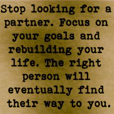 I believe in this quote 100% it worked for me and I was a scrooge for love at one point. Then I focused on myself and the man I am with now going on a year came out of no where, and I believed in love again. It's possible when you really don't believe it is anymore, but don't give up, if anything always love yourself. And to update this quote, the man that made me believe in love again, I can now say I'm engaged to. I also love myself even more, and it was working on the words in this…