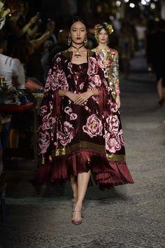 Dolce&Gabbana Alta Moda Fall 2016 Collection