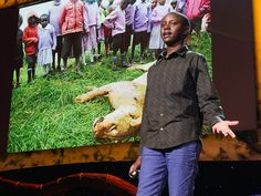 Richard Turere: My invention that made peace with lions via TED
