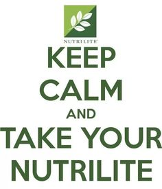 NUTRILITE SUPPLEMENTS