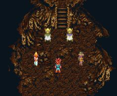 The battle with Masamune! - Chrono Trigger