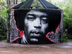 Jimmy - Graffiti Street Art by MTO