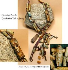 Maureen Carlson beads