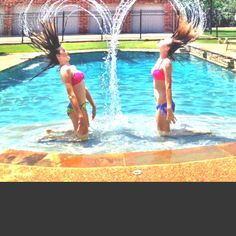 Summers with the best friend(: