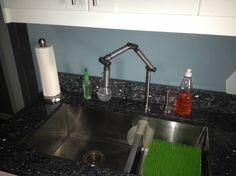 Kohler Karbon--coolest faucet ever---worth every penny