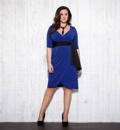 The Perfect Dress: Curvy Girl Edition | Something Borrowed Something Used