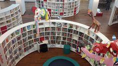 "10.000 libros: Visitando ""Openbare Biblioteek Amsterdam""_ #OBA_"