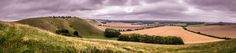 Pewsey Downs - Wiltshire, England - Fine art photography