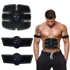 PU Sports 6 Pack Abdominal Workout Body Toner with Adjustable Programs >>> Make sure to examine out this outstanding item. (This is an affiliate link). Leg Training, Muscle Training, Training Pads, Strength Training, Physique, Massage, Workout Routine For Men, Muscle Nutrition, Training