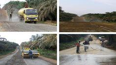 Cara kerja perkerasan jalan tanah yang dilakukan oleh #SoilIndo diulas pada Blog Berita #BENHIL