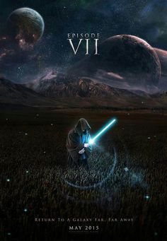 Awesome, realistic fan-made posters for Star Wars: Episode VII