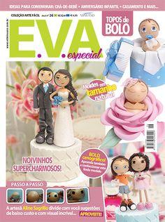 Artesanato - EVA : COL ARTE FACIL EVA ESPECIAL 026 - Editora Minuano