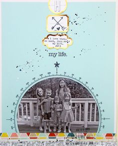 my life by ginny at @studio_calico
