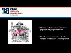 Westchester Real Property Management - Services Offered