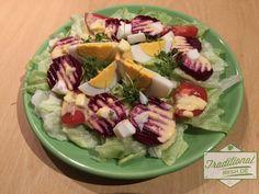 Heute zur Abwechslung mal ein bunter, irisch angehauchter Salat ;) Mahlzeit!