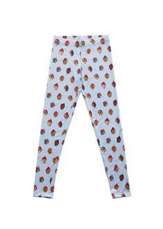 Murray Dot Leggings http://shop.nylon.com/collections/whats-new/products/murray-dot-leggings #NYLONshop