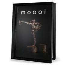 Frame, fabricado en aluminio y diseño de Marcel Wanders. Moooi.