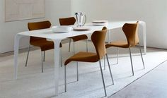 Chair: PAPILIO - Collection: B&B Italia - Design: Naoto Fukasawa