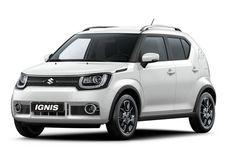 La piccola Suzuki Ignis debutterà al Salone di Parigi di inizio ottobre per essere nelle concessionarie a gennaio 2017.