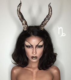 Setareh Hosseini - Capricorn makeup