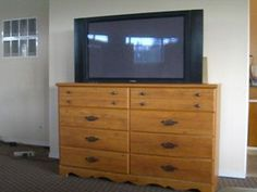 Best Of Diy Pop Up Tv Cabinet