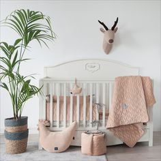 Girl Room, Baby Room, Nursery Ideas, Cribs, Bed, Furniture, Home Decor, Cots, Bassinet
