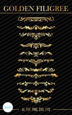 Floral Frames, Molduras Vintage, Wedding Symbols, Certificate Design Template, Arabesque, Poster Background Design, Snapchat Stickers, Luxury Logo, Album Design
