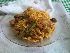 Yakissoba   Fiz no último domingo, breve receita pelo meu blog. (I did last Sunday, soon recipe for my blog).