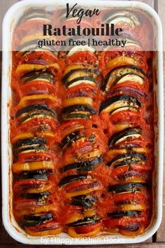 Ratatouille: delicio