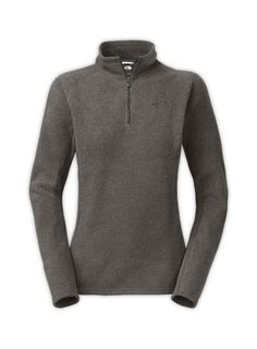 The North FaceWomen'sShirts & TopsWOMEN'S GLACIER 1/4 ZIP would like black though