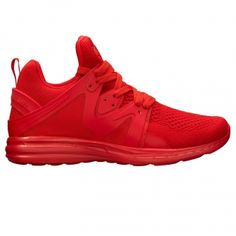 Women's Ascend Red/Red